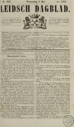 Leidsch Dagblad 1861-05-08