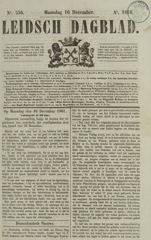 Leidsch Dagblad 1861-12-16