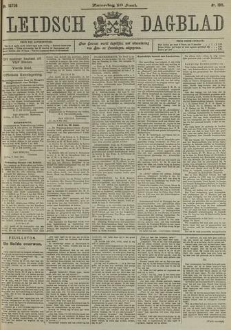 Leidsch Dagblad 1911-06-10