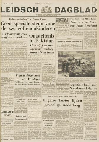 Leidsch Dagblad 1962-11-23