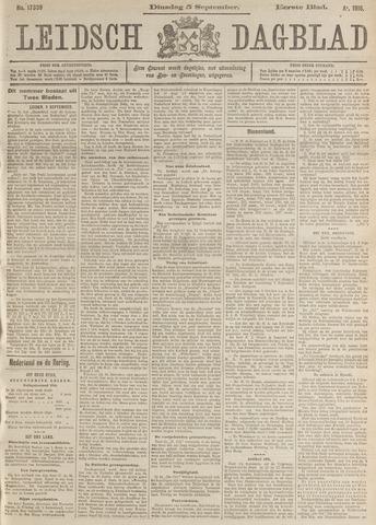 Leidsch Dagblad 1916-09-05