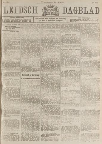 Leidsch Dagblad 1916-04-12