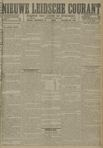 Nieuwe Leidsche Courant 1921-05-25