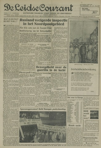 Leidse Courant 1958-05-03