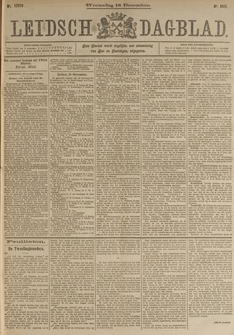 Leidsch Dagblad 1901-12-18