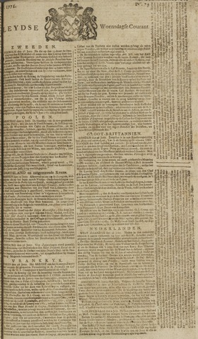 Leydse Courant 1771-07-03