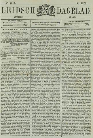 Leidsch Dagblad 1876-07-29