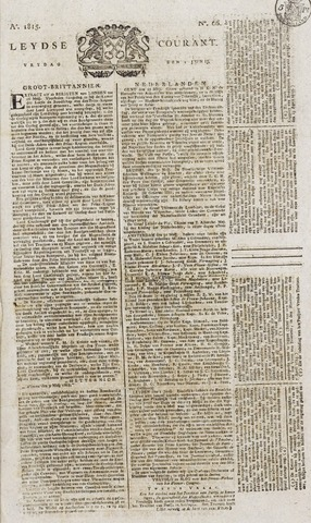 Leydse Courant 1815-06-02