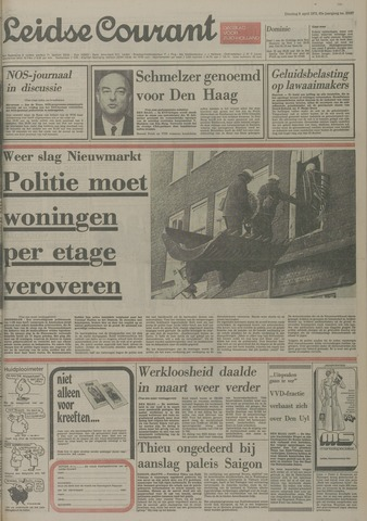 Leidse Courant 1975-04-08