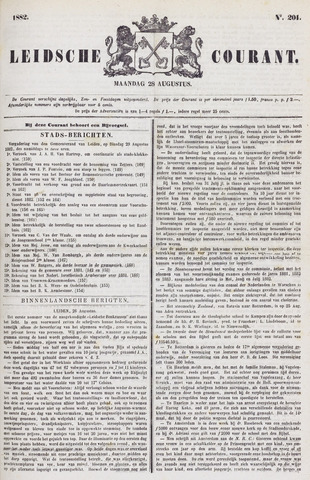 Leydse Courant 1882-08-28
