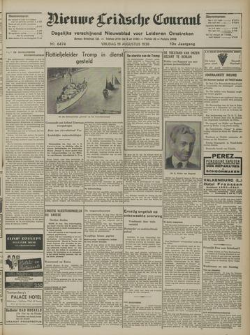 Nieuwe Leidsche Courant 1938-08-19