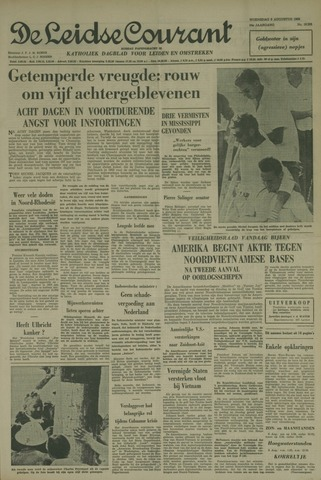 Leidse Courant 1964-08-05