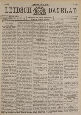 Leidsch Dagblad 1909-04-30