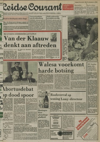 Leidse Courant 1980-11-28