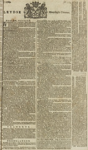 Leydse Courant 1769-10-16