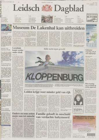 Leidsch Dagblad 1999-09-29