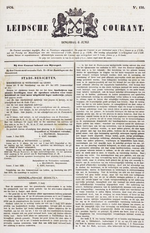 Leydse Courant 1876-06-06