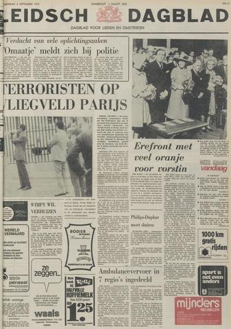 Leidsch Dagblad 1973-09-06