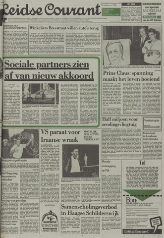 Leidse Courant 1987-09-23