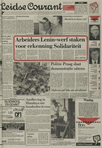 Leidse Courant 1988-08-22