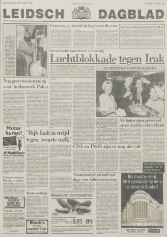 Leidsch Dagblad 1990-09-26
