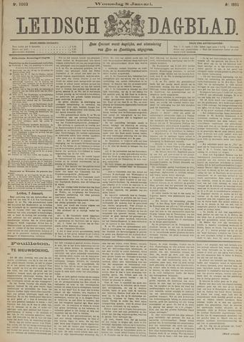 Leidsch Dagblad 1896-01-08
