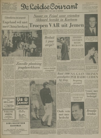Leidse Courant 1967-08-31