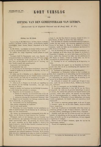 Handelingen van de Raad 1855-06-23