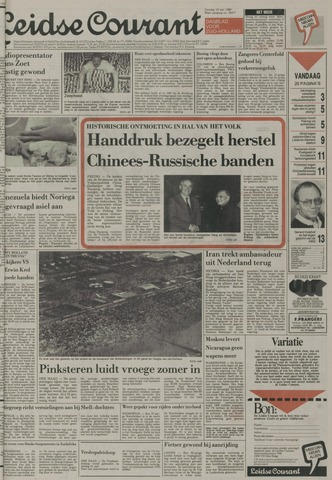 Leidse Courant 1989-05-16