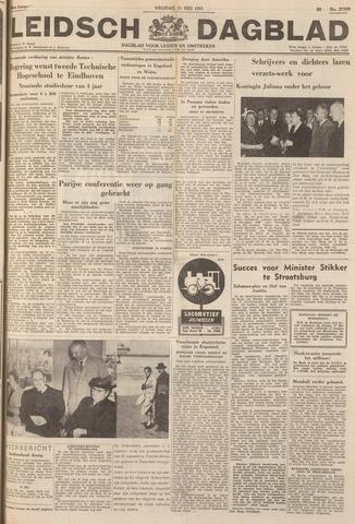 Leidsch Dagblad 1951-05-11