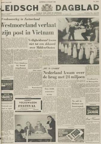 Leidsch Dagblad 1968-03-23