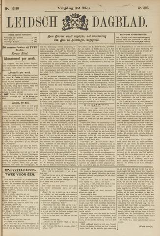Leidsch Dagblad 1893-05-12