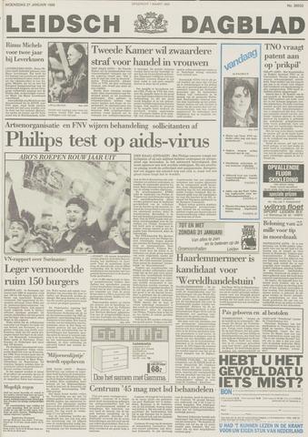 Leidsch Dagblad 1988-01-27
