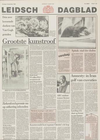 Leidsch Dagblad 1988-12-13