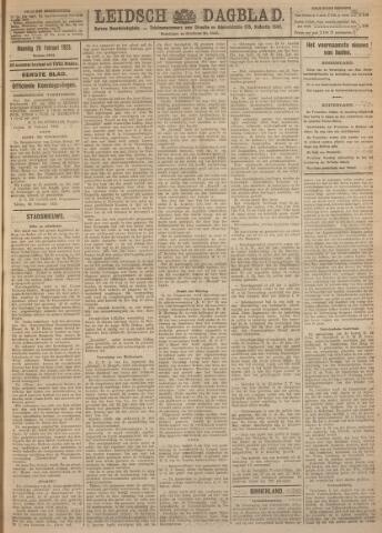Leidsch Dagblad 1923-02-26