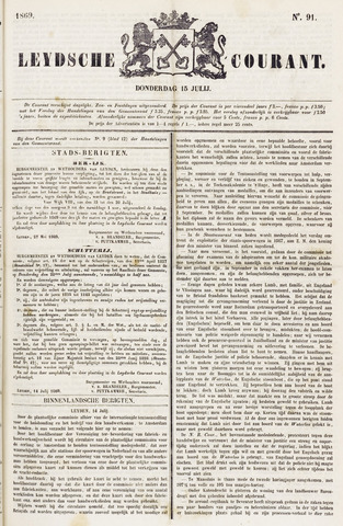 Leydse Courant 1869-07-15