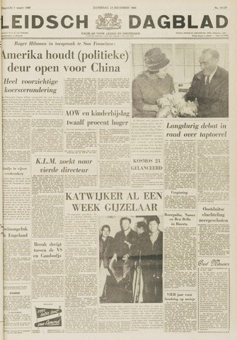 Leidsch Dagblad 1963-12-14