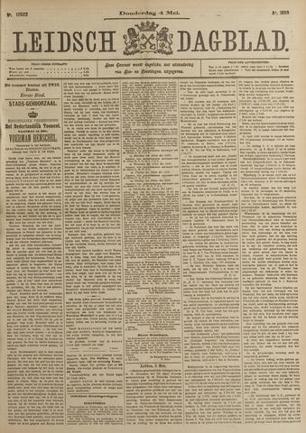 Leidsch Dagblad 1899-05-04