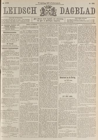 Leidsch Dagblad 1916-02-25