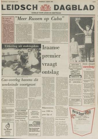 Leidsch Dagblad 1979-09-01