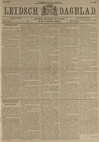 Leidsch Dagblad 1897-11-12