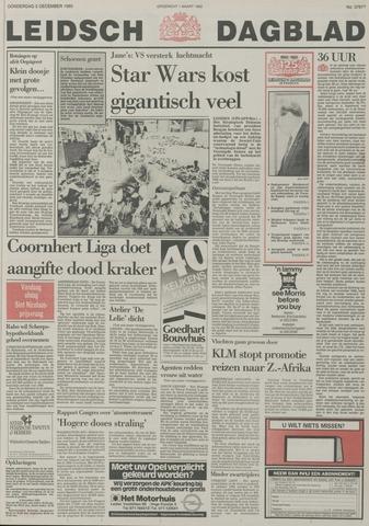 Leidsch Dagblad 1985-12-05