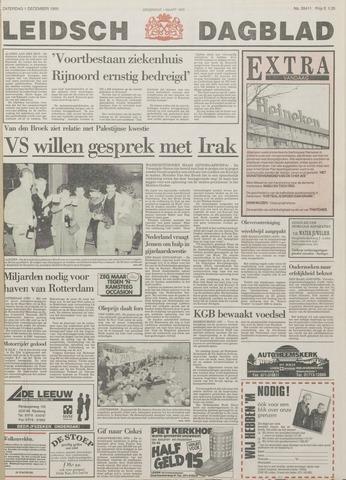 Leidsch Dagblad 1990-12-01