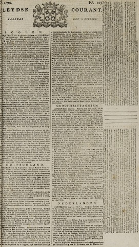 Leydse Courant 1794-10-13