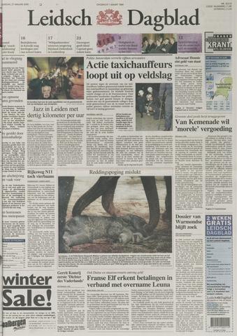 Leidsch Dagblad 2000-01-27