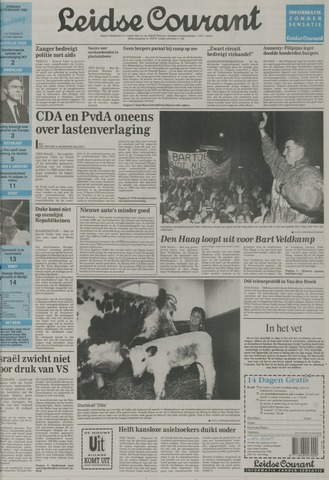 Leidse Courant 1992-02-25