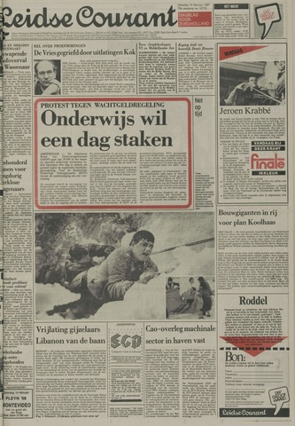 Leidse Courant 1987-02-14