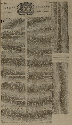 Leydse Courant 1807-02-23