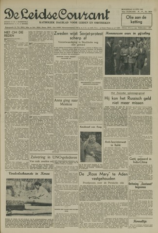 Leidse Courant 1952-06-19