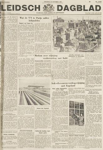 Leidsch Dagblad 1951-10-12